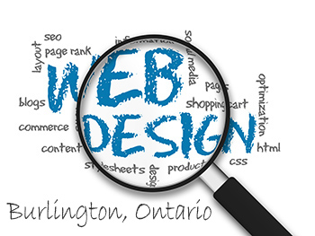 Burlington Ontario Website Design